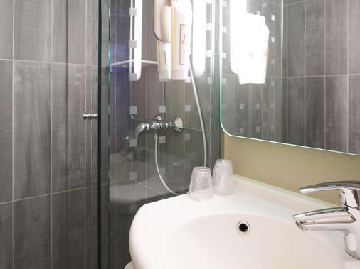 聖馬丁運河宜必思酒店 - 巴黎 - 巴黎 - 浴室