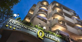 Residence Queen - Rimini - Building