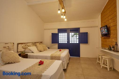 Estalagem Caiuia - Japaratinga - Bedroom