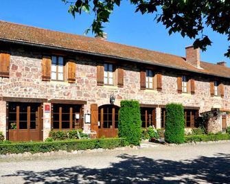 Logis Hôtel Le Dahu - Le Coteau - Gebouw