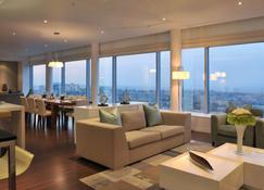 Radisson Blu Hotel Sandton, Johannesburg - Johannesburg - Oda olanağı