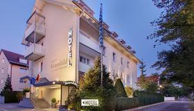 Hotel Kriemhild am Hirschgarten - Munich - Building
