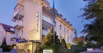 Hotel Kriemhild am Hirschgarten - Múnich - Edificio