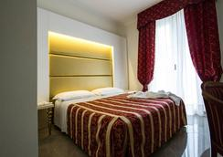 Hotel Gallia Palace - Rimini - Bedroom