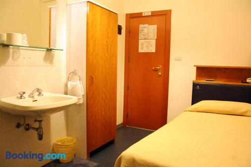 Hotel Romagna - Florence - Bedroom