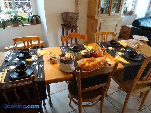 B&B Casa Scaletto - Gebenstorf - Dining room