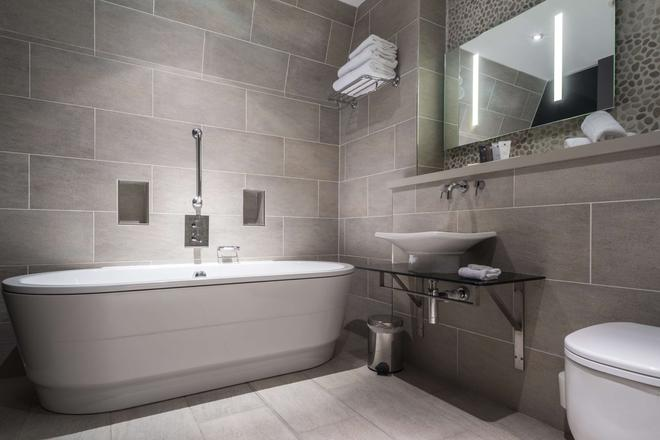 Le Monde Hotel - Edinburgh - Kylpyhuone