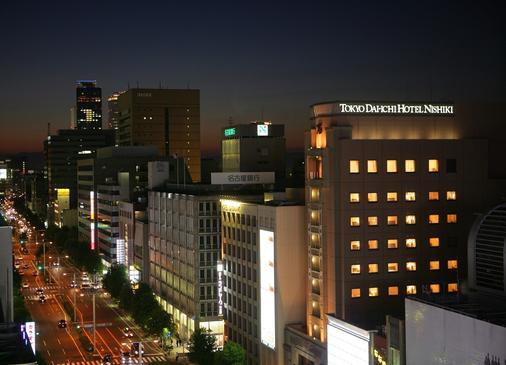 Tokyo Daiichi Hotel Nishiki - Nagoya - Cảnh ngoài trời