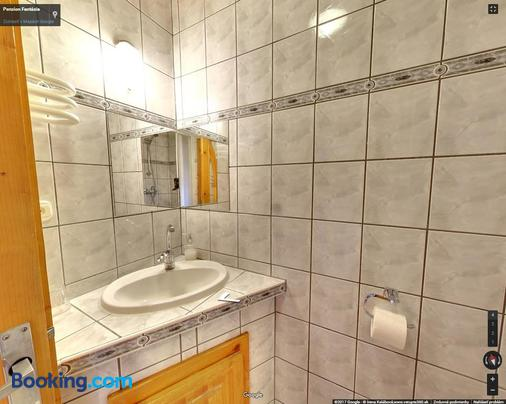Penzion Fantazia - Poprad - Bathroom