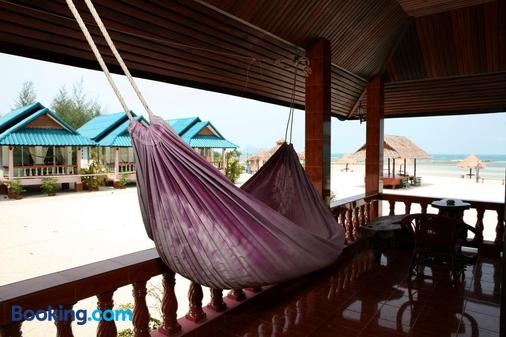 Nice Sea Resort - Ko Pha Ngan - Balcony