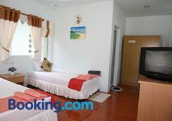 Nice Sea Resort - Ko Pha Ngan - Bedroom