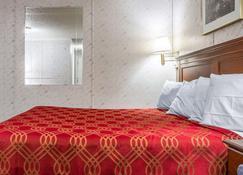 Rodeway Inn & Suites - Brunswick - Makuuhuone