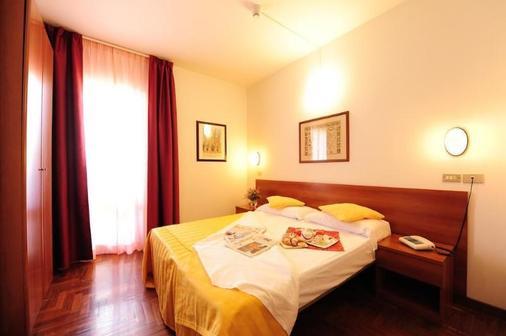 Hotel Kristall - Orvieto - Κρεβατοκάμαρα