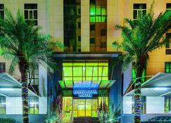Bravo Royal Hotel Suites - Kuwait City - Building