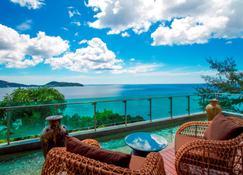 Wyndham Grand Phuket Kalim Bay (SHA Plus+) - Kamala - Balkong