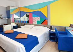 Hotel Mediolanum - Милан - Спальня