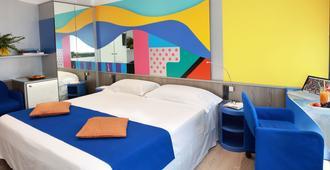 Hotel Mediolanum - Milán - Habitación