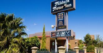 Mildura Motor Inn - Mildura - Toà nhà