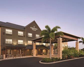 Country Inn & Suites Bradenton-Lakewood Ranch - Bradenton - Gebäude