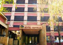Best Western Central Hotel - Arad - Building