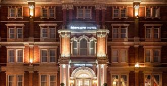 Mercure Exeter Rougemont Hotel - Exeter - Toà nhà