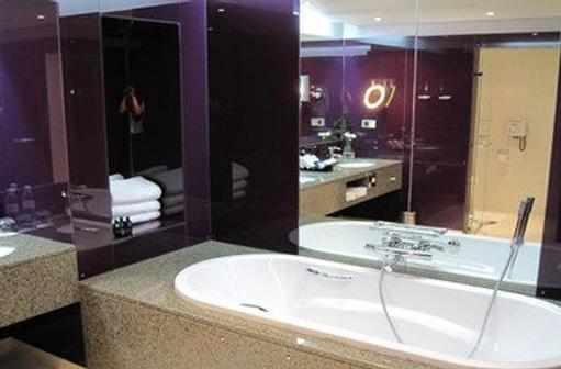 杜拜國際機場酒店 - 杜拜 - 杜拜 - 浴室