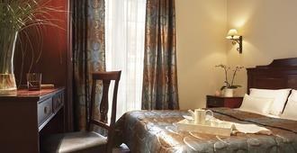Hotel Luxembourg - Salónica - Habitación