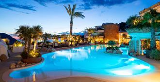 Hacienda Na Xamena, Ibiza - Ibiza - Piscina
