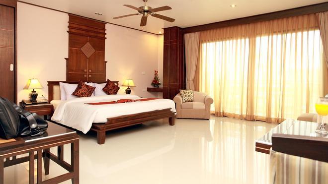 Pattaya Loft Hotel - Pattaya - Bedroom