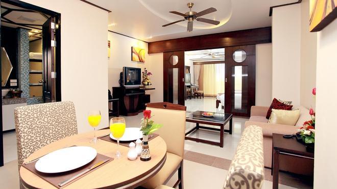 Pattaya Loft Hotel - Pattaya - Dining room