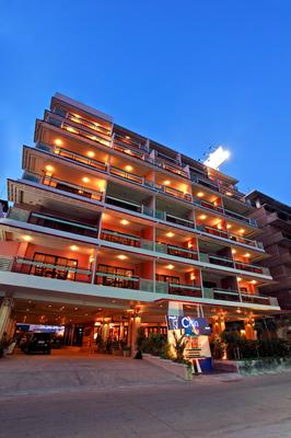 Pattaya Loft Hotel - Pattaya - Building