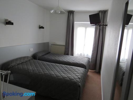 Hôtel De Clèves - Nevers - Bedroom
