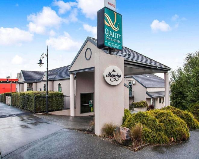 Quality Inn & Suites The Menzies - Ballarat - Rakennus