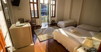 Pousada Monte Castelo - פטרופוליס - חדר שינה