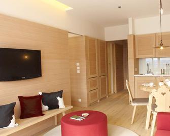 Falkensteiner Premium Apartments edel:weiss - Rennweg am Katschberg - Wohnzimmer