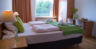 Hotel Eschborner Hof - פרנקפורט אם מיין - חדר שינה