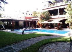 Hotel Casa Colonial Adults Only - Cuernavaca - Pool