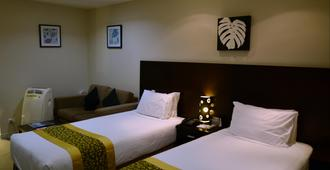 Auckland City Hotel - Hobson Street - Auckland - Soverom