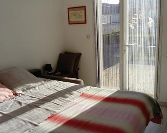 Chez Elisa - Шинон - Bedroom