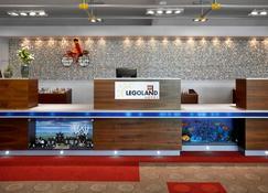 Hotel Legoland, Denmark - Billund - Recepción