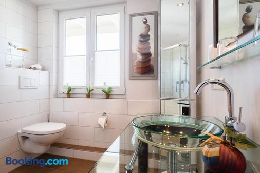 Hotel Zur Muehle - Paderborn - Bathroom