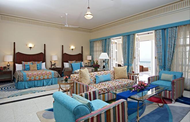 The Gateway Hotel Ramgarh Lodge Jaipur - Jaipur - Habitación