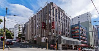 Trinity Hotel - Wellington - Edificio