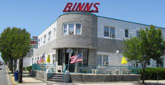 Binns Motor Inn - Wildwood - Building