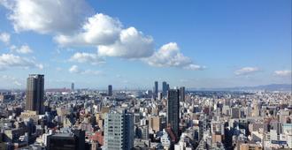Hotel Nikko Osaka - Осака - Вид снаружи
