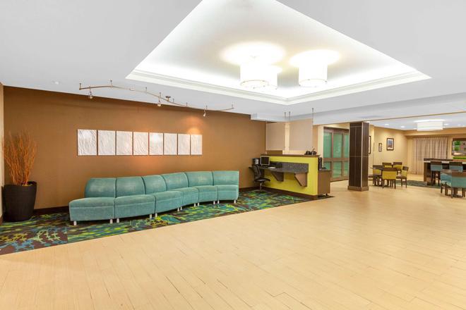 米德蘭北拉昆塔旅館及套房酒店 - 米德蘭 - 米德蘭(德克薩斯州) - 大廳