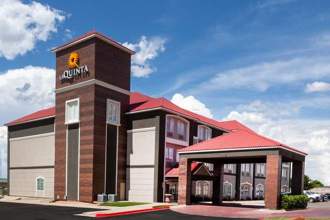 米德蘭北拉昆塔旅館及套房酒店 - 米德蘭 - 米德蘭(德克薩斯州) - 建築