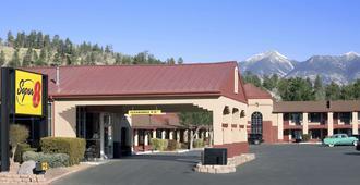 美國北亞利桑那大學會議中心/市中心速 8 酒店 - 弗拉格斯塔夫 - 弗拉格斯塔夫
