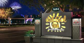 Del Sol Inn - Anaheim Resort - Anaheim - Cảnh ngoài trời