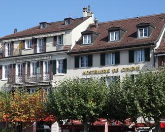 Hostellerie de Genève - Веве - Building